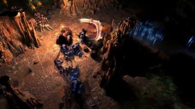 Path of Exile: Официальный трейлер лиги Спуск