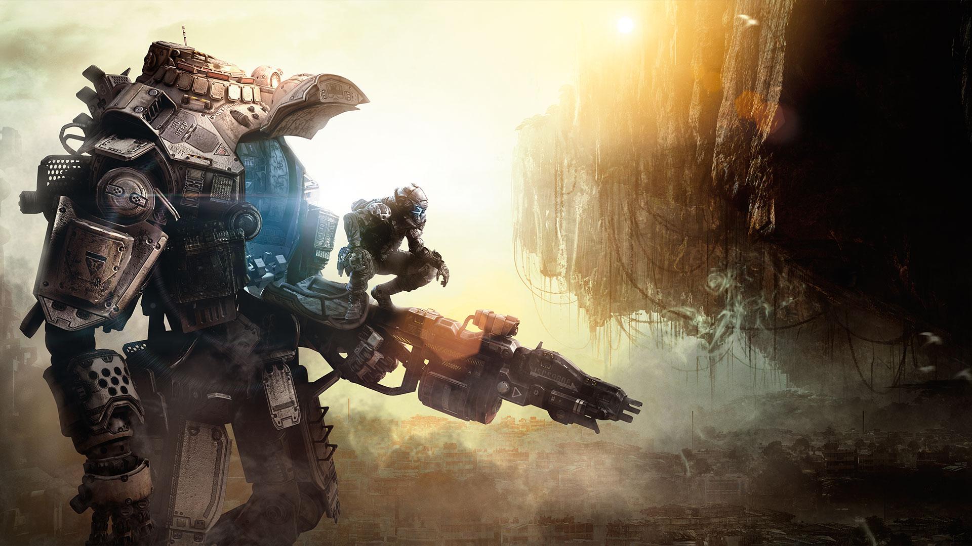 В Южной Корее выйдет бесплатная версия игры Titanfall