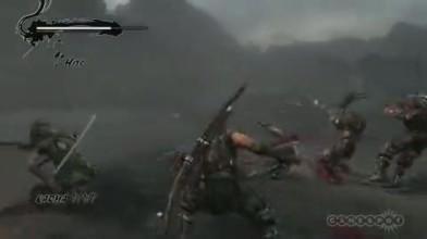 """Ninja Gaiden 3 Razor's Edge """"General Combat Gameplay (WiiU)"""""""