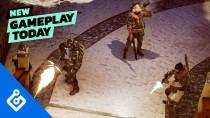 40 минут игрового процесса Wasteland 3 с демонстрацией боя и прокачки
