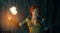 """Трисс Меригольд в игре """"The Witcher 3: Wild Hunt"""" полностью изменили внешность"""