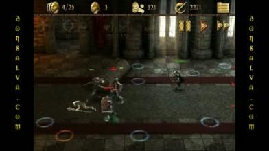 "Two Worlds 2: Castle Defense ""Геймплей"""