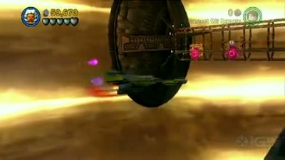 "LEGO Star Wars 3 ""Ship Combat Gameplay (Wii)"""