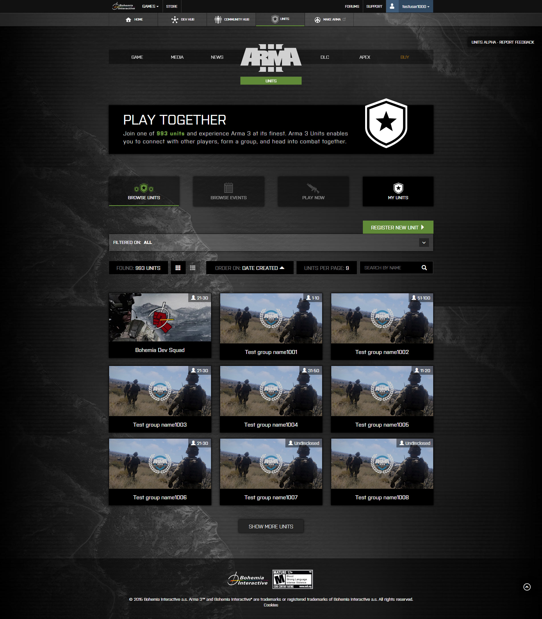 А вот и Arma: Units - Блоги - блоги геймеров, игровые блоги, создать блог, вести блог про игры