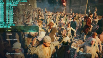Assassins Creed Unity GTX 1050 Ti OC - 1080p - 900p & 720p