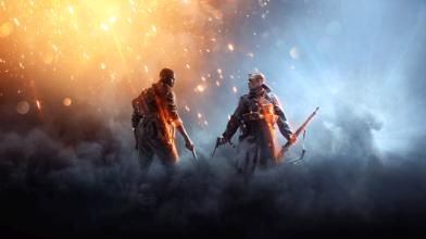 Игроки остановили сражение в Battlefield 1 и отпраздновали 100-летие завершения Первой мировой