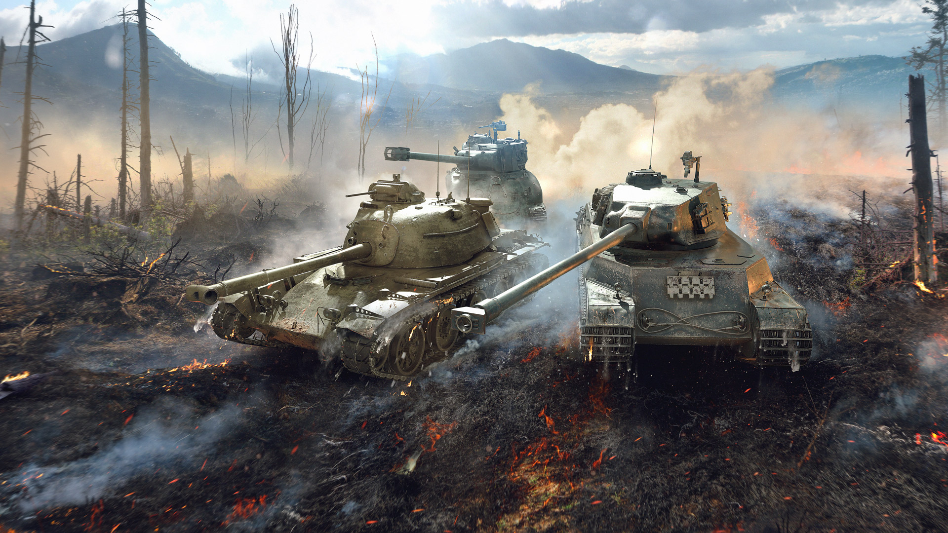 Чемпионат по World of Tanks