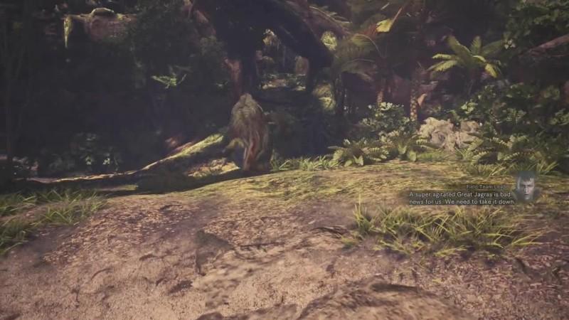 Monster Hunter World - Great Jagr