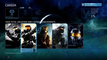 "Halo The Master Chief Collection ""Новый геймплей"""