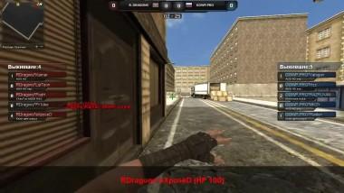 "Point Blank ""GGWP.PRO vs Recruit, February Cup @mid"""