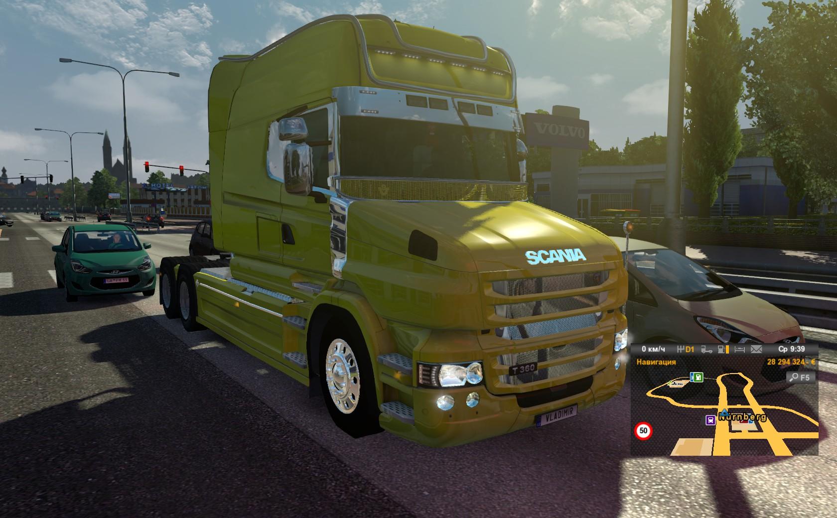 скачать моды для етс 2 русские грузовики 1 27