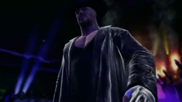 "WWE '13 ""Выход Undertaker"""