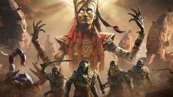 Ubisoft перенесла выход нового расширения Assassin's Creed Origins