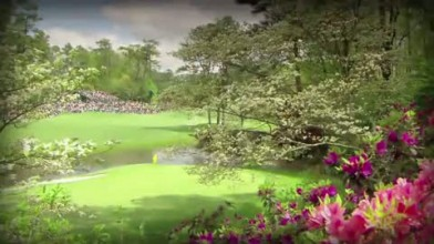 "Tiger PGA Tour 12 ""The Masters - Augusta Announcement"""