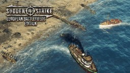 Sudden Strike 4 появится на Xbox One в мае
