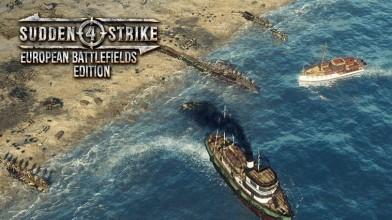 Sudden Strike 4 появится на Xbox One в мае