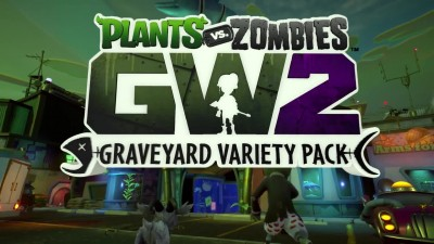 Plants vs. Zombies Garden Warfare 2 - Трейлер Graveyard Variety Pack | PS4