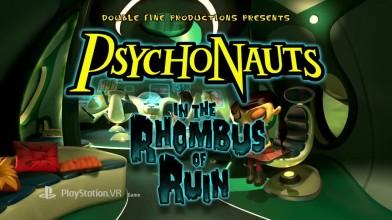 Psychonauts in the Rhombus of Ruin - Релизный трейлер PS VR