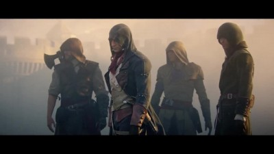 "Assassin's Creed Unity ""Under Arno's Hood"""