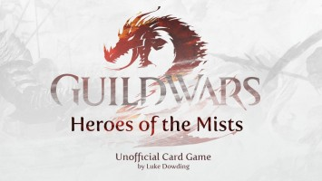 "Guild Wars 2 - неофициальная ККИ ""Heroes of the Mists"" стала доступна на Tabletop Simulator"