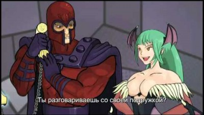 Marvel vs. Capcom 3: Dante на русском (субтитры)