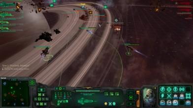 """Battlefleet Gothic Armada """"прохождение на русском Темные времена глава 4 - Ч9 обзор"""""""