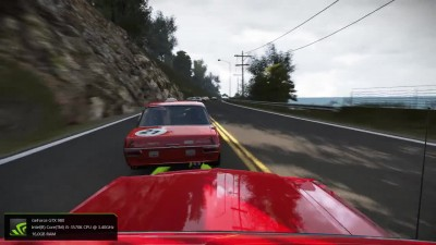 "Project Cars ""Ford Mustang 2+2 Fastback"""