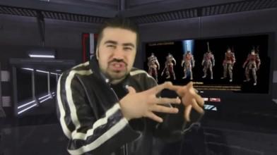 Dragon Age 2 - обзор от Angry Joe [Русская озвучка]