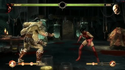Mortal Kombat ALL SKARLET Skin PC Mod MK9