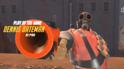 [SFM] TF2 play of the game concept (Pyro)