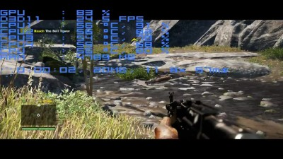 Far Cry 4 - Pentium G4560 - Intel HD 610 - 8GB RAM