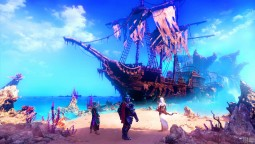 Trine 3: The Artifacts of Power - Состоялся релиз на PlayStation 4