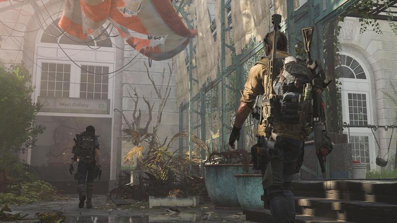 Ubisoft рассказала о своих планах на счет Division 2