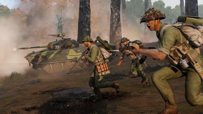 "Анонсирован DLC ""S.O.G. Prairie Fire"" для Arma 3"
