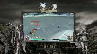 "Dissidia 012: Prologue Final Fantasy ""Trailer"""