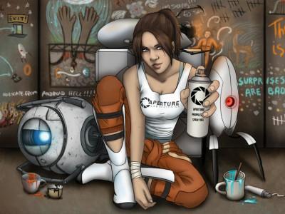 Новый проект по вселенной Portal привёл геймеров в бешенство