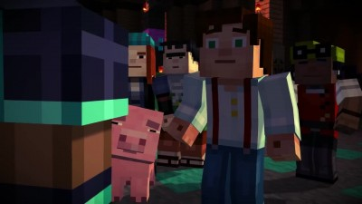 "Minecraft: Story Mode ""2 эпизод Assembly Required"""