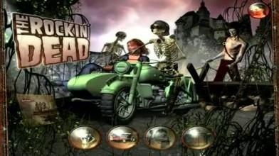 "The Rockin' Dead ""25 минут геймплея"""