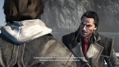 10 минут геймплея из PS4 Pro версии ремастера Assassin's Creed: Rogue