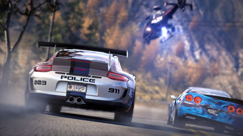 Новая Need for Speed будет представлена 14 августа