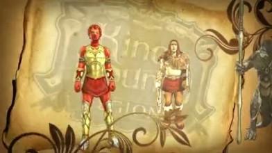 "King's Bounty: Legions ""Трейлер"""