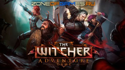 Релиз озвучки The Witcher: Adventure Game