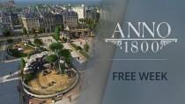 В Anno 1800 можно поиграть бесплатно с 11 по 18 декабря