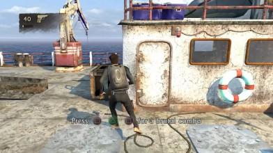 RPCS3 PS3 Emulator - Uncharted: Drake's Fortune / Тест игры в 4К VULKAN