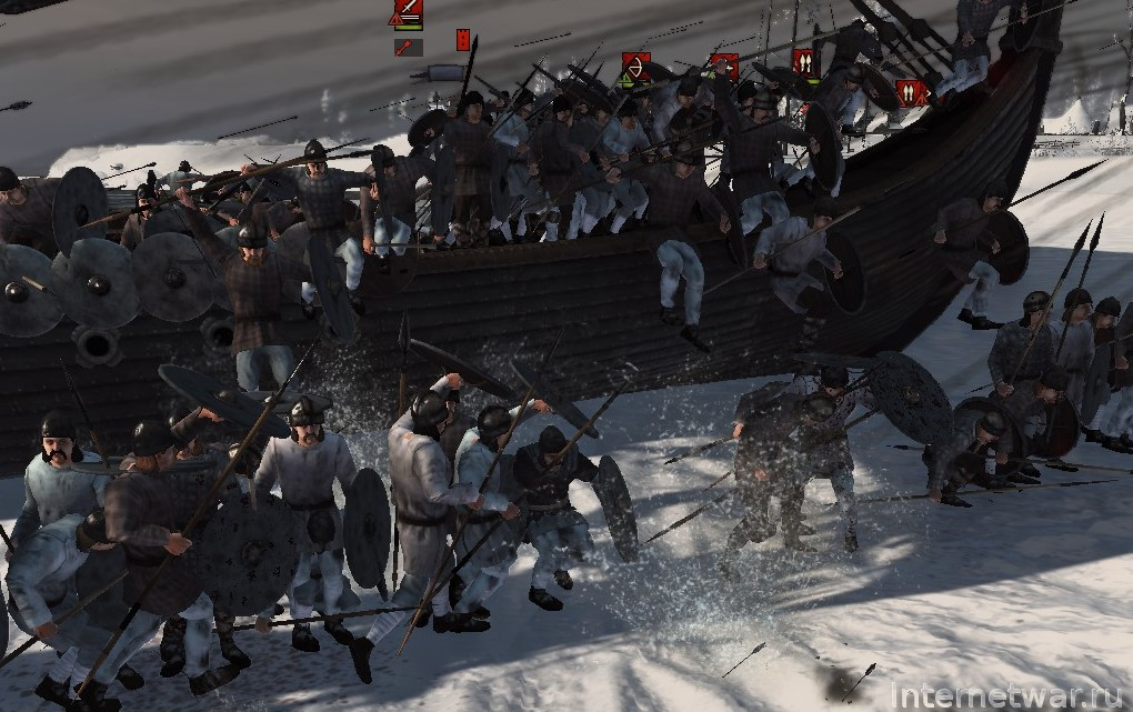 Моды на Total War Attila
