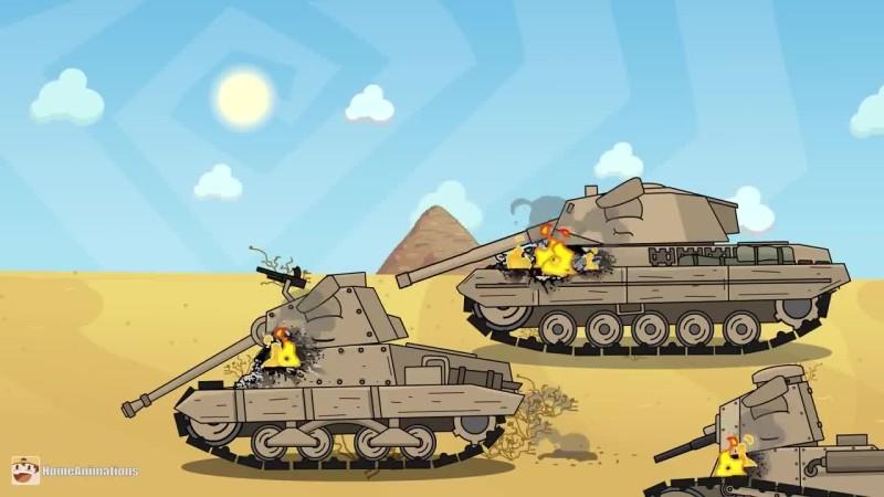 World of Tanks - Генеральное сражение