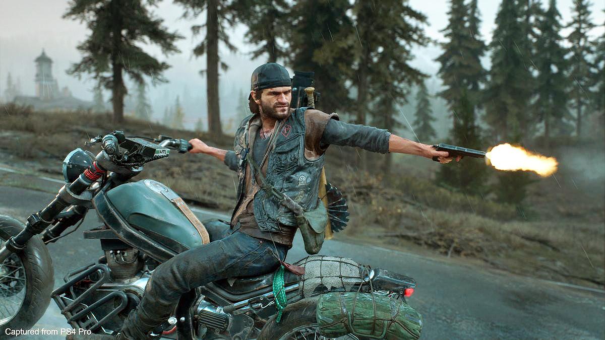 Мотоциклы и экшен на новых скриншотах Days Gone