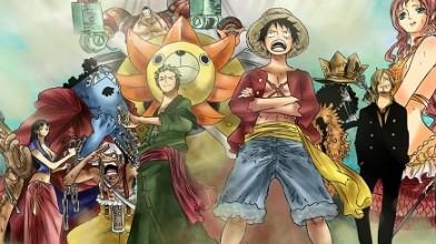 Дата выхода и новый скан One Piece: Kaizoku Musou 2