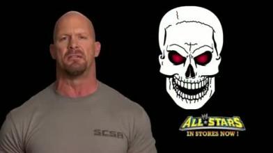 """WWE All Stars """"Трейлер о Стиве Остине"""""""