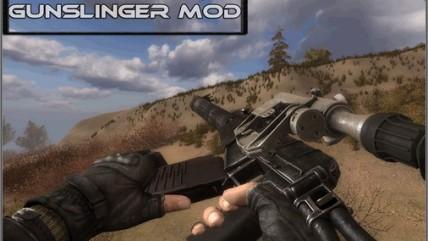 Про адаптацию GUNSLINGER mod